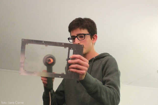 Loudspeaker 2.0 - laboratorio sulla costruzione di altoparlanti hi fi con Giorgio Tomasini - foto Lara Carrer