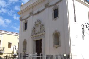 foggia chiesa del purgatorio riapre