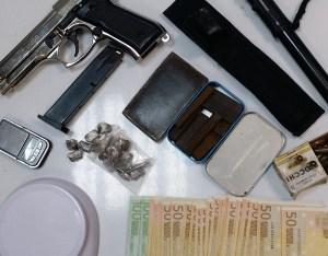 arresto foggia droga e armi
