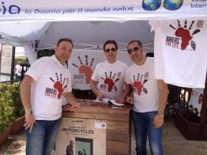 bikers for life nuova guinea asilo