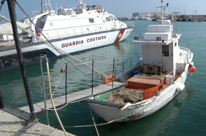 manfredonia porto