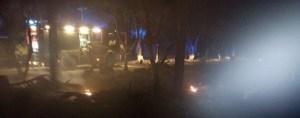 incendio camping rodi 20 Maggio 2015