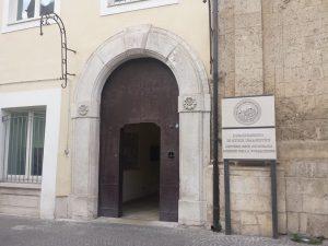 Dipartimento Studi Umanisitici Uniiversità di Foggia.