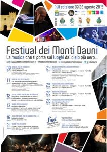 01 Festival Monti Dauni 2015