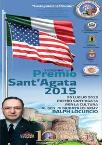 Santagatesi nel Mondo premia Ralph Locurcio