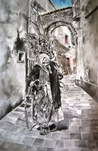 La poesia del Borgo