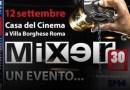 Mixer festeggia 30 anni