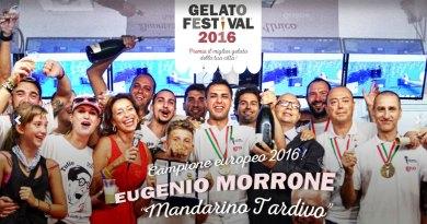 Gelato Festival, E. Morrone è il Campione.