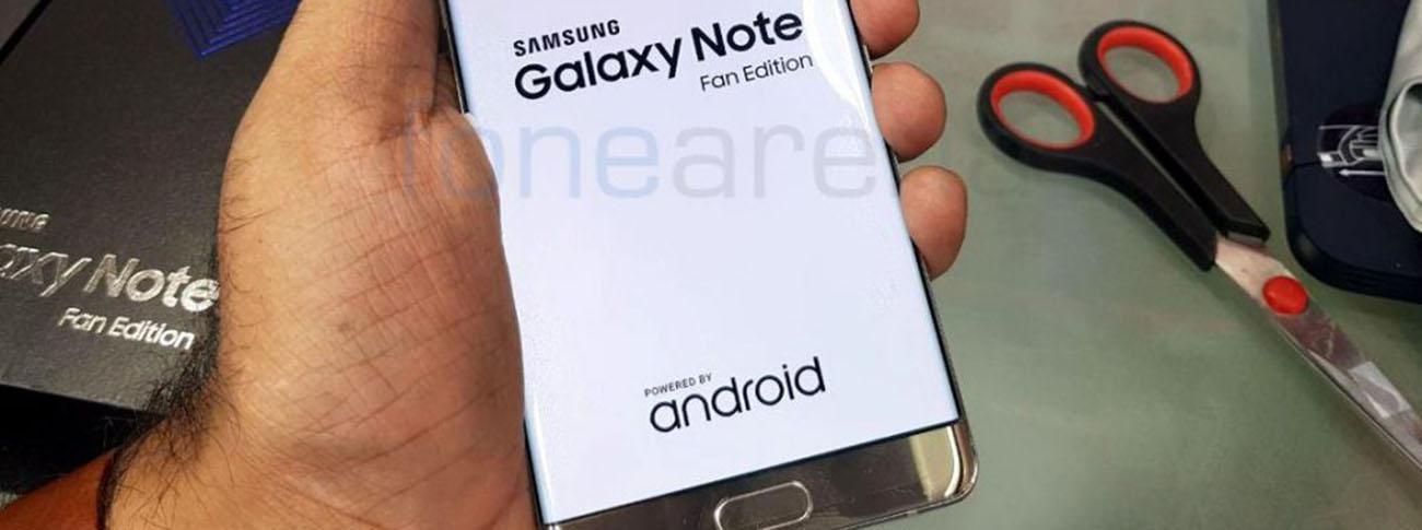 Galaxy Note 7 FE