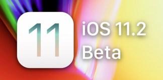 iOS 11.2 Developer Beta 4