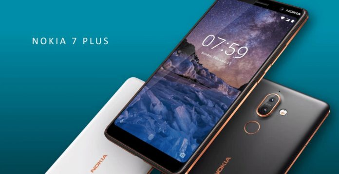 Nokia 7 Plus patch giugno