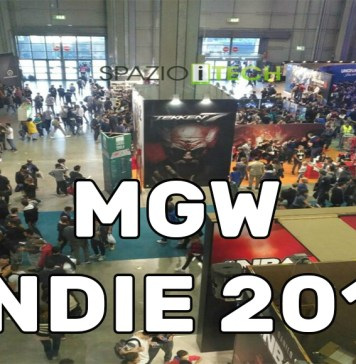 MILAN GAMES WEEK 2018 - iNDIE