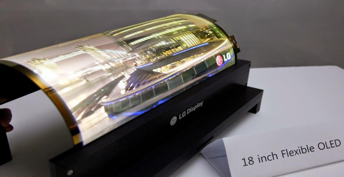 Nuovo brevetto LG