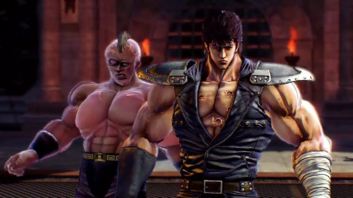 Fist of the North Star: Lost Paradise.