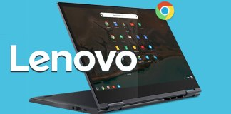 Chromebook Lenovo Yoga