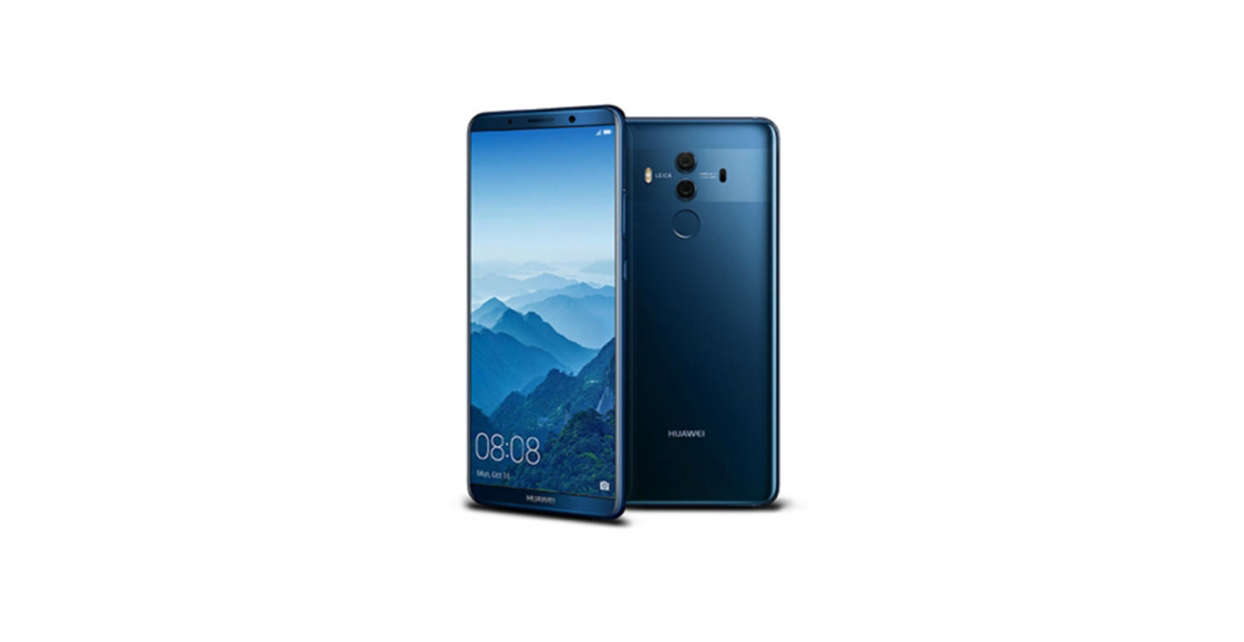 Hauwei Mate 10 Pro in roll out android Pie