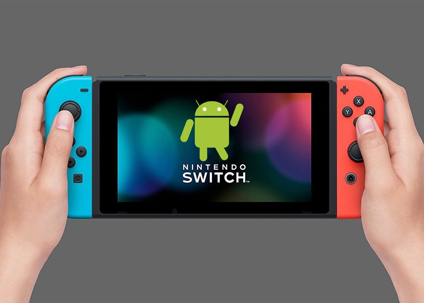 Android su Nintendo Switch