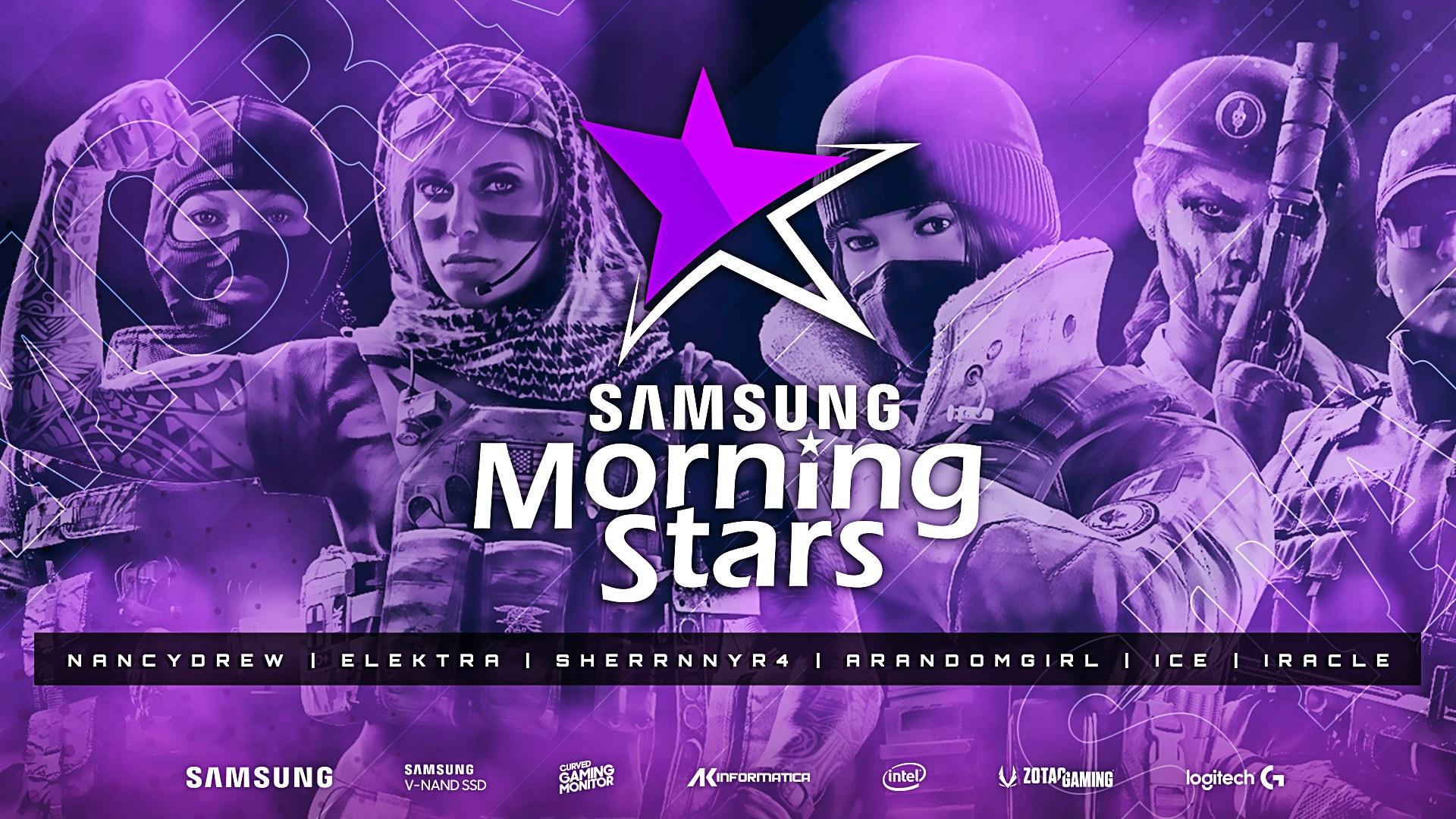 Samsung Morning Stars Athena