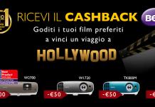 BenQ Cashback