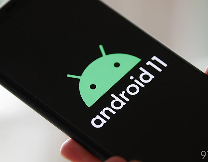 DP3 di Android 11