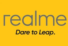 """Dare to Be realme"""