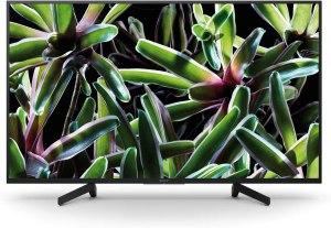 Sony Kd-43Xg7005 - Tv Smart da 43 4K Ultra Hd, Hdr, Slim Design, Nero