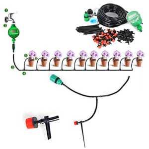 Risultato del kit irrigazione gocce