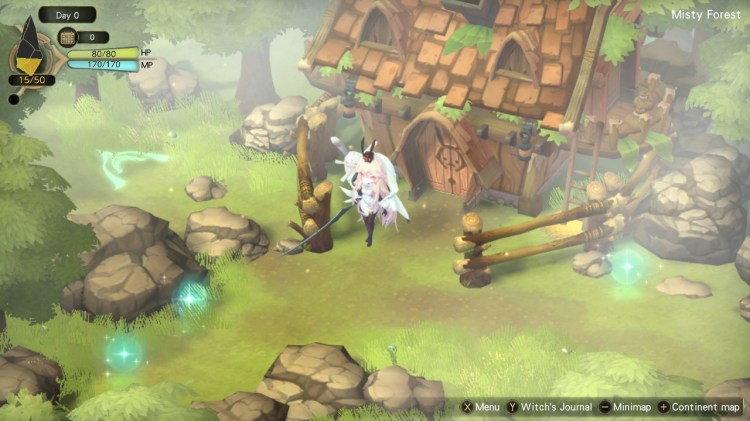 Recensione: WitchSpring3 [Re:Fine] - The Story of Eirudy per Nintendo Switch | Spazio Tech Italia