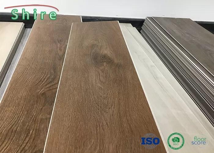 imitation wood spc vinyl flooring spc sheet embossed sheet vinyl wood flooring
