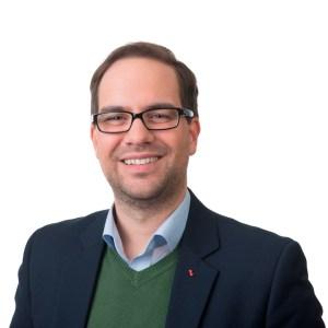 Daniel de Olano, stellvertretender Beiratssprecher im Beirat Östliche Vorstadt in Bremen