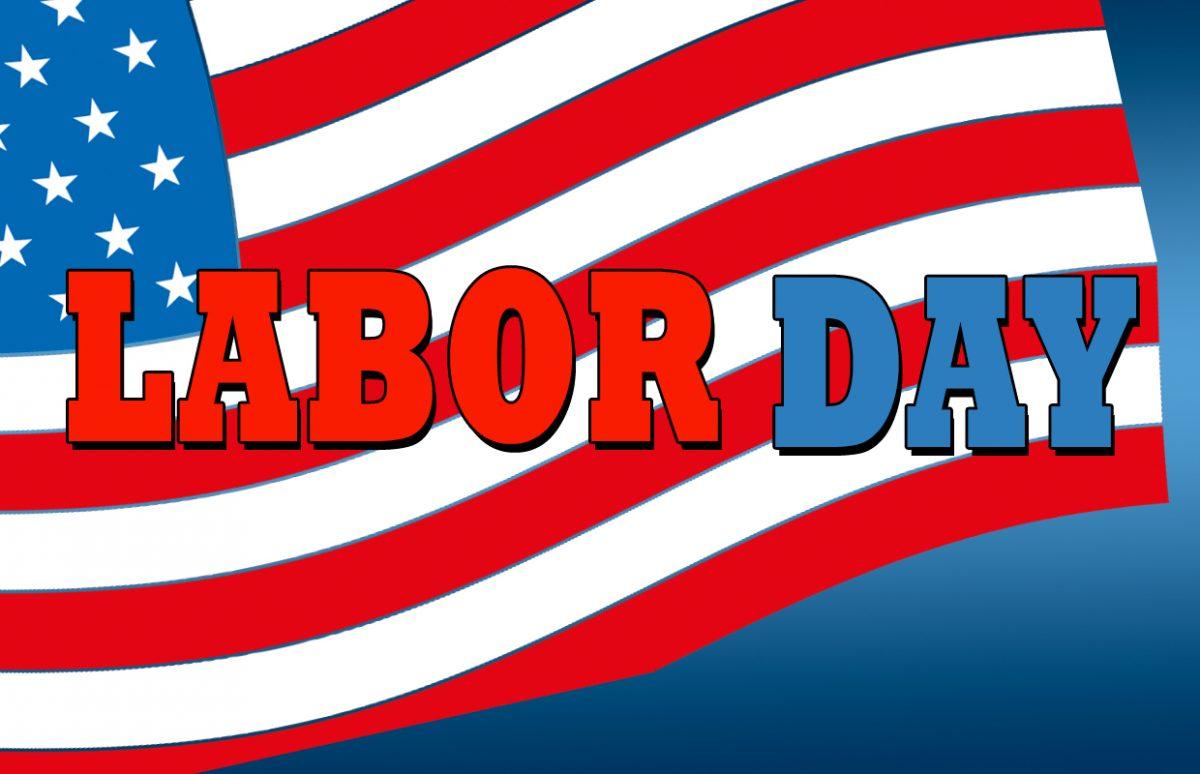 Labor Day Speakeasy News