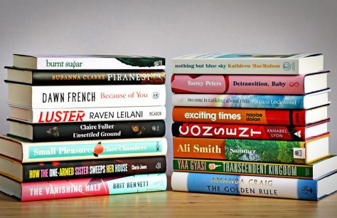 All the books chosen for the Women's prize longlist