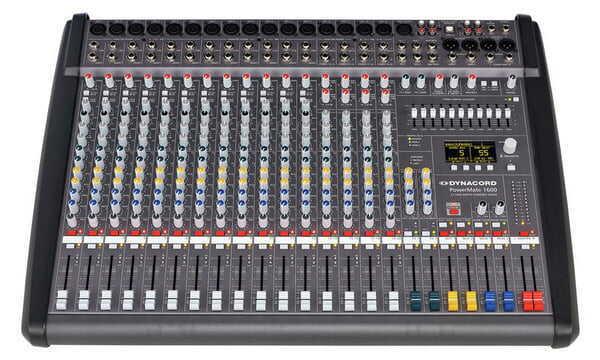 powermate 1000 speakerkoning