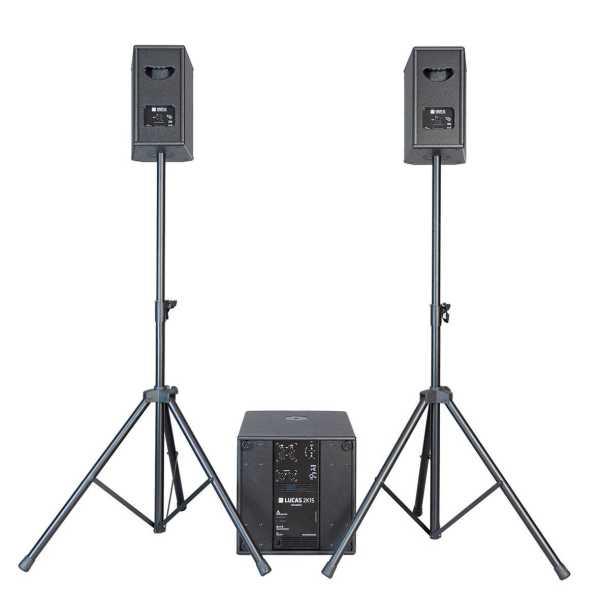 luca hk audio speakerkoning