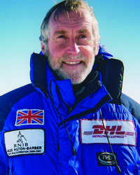 Miles Hilton-Barber_Polar expedition
