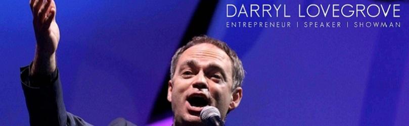 Darryl Lovegrove