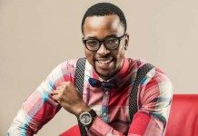 Maps Maponyane - Celebrity MC TV Personality