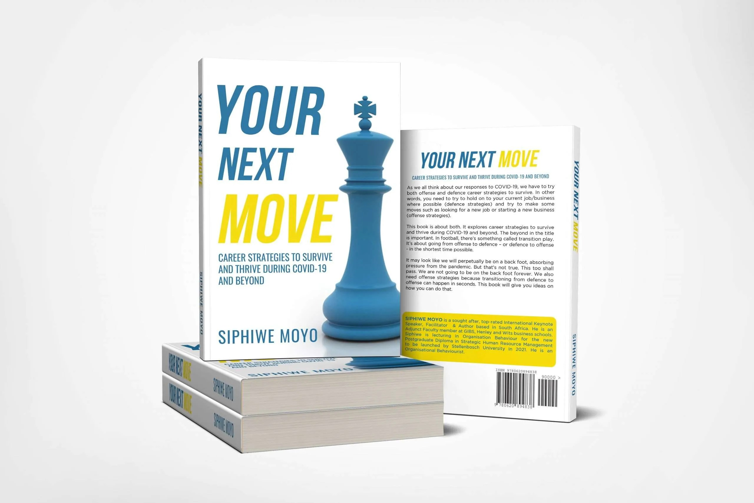 Your Next Move Siphiew Moyo