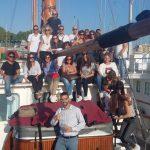 Barco clasico eventos