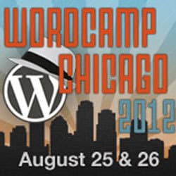Wordcamp Chicago Logo