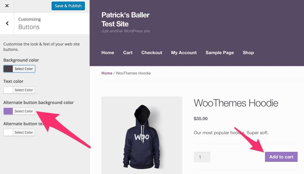 How to Change the Style of the Add to Cart Button in WooCommerce
