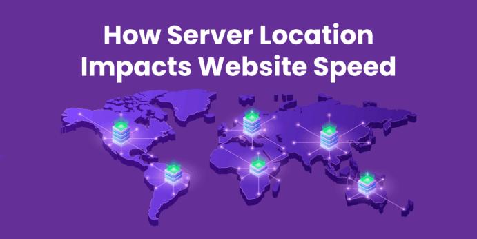 Server Location Website Speed