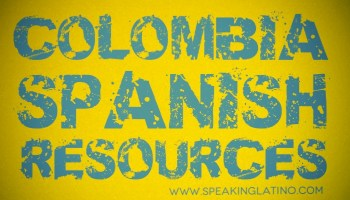 Colombian Spanish Street Slang 7 Phrases And Their Surprising Real Meaning Excuse me sir, signature please. colombian spanish street slang 7