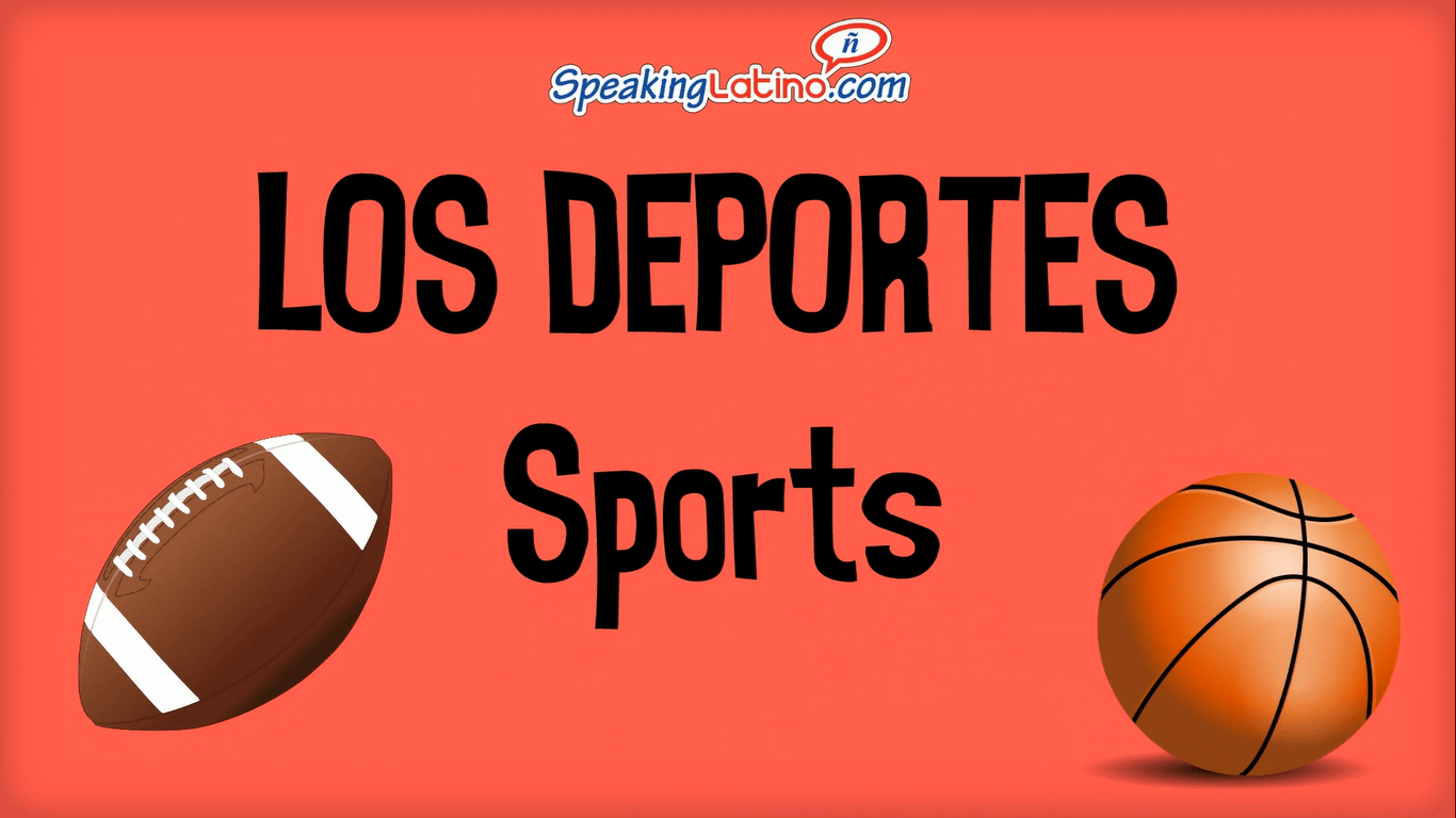 Sports And Hobbies Spanish Class Activities