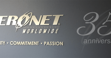 Aeronet Worldwide - Executive Office