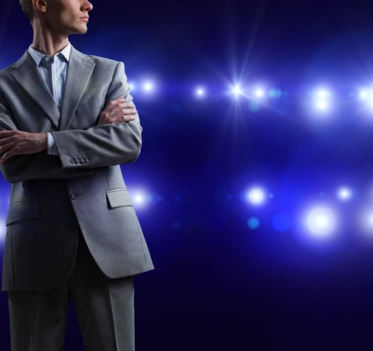 Executive Presence - How to Stand Out as a Public Speaker