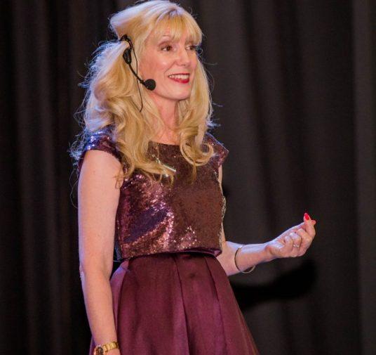 lisa evans keynote speaker
