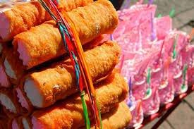 Mexcian Food Merengues