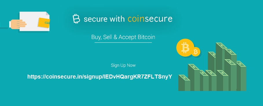 coinsecure referral id