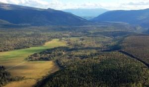 Hemp Creek Plateau